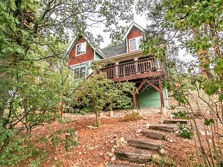 Big Bear Lake Holiday House 12142