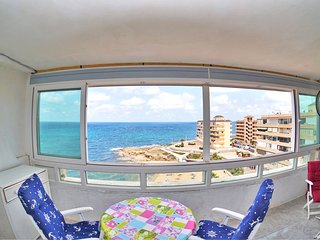 363- 2 bedroom Cabo Cervera sea view apartment
