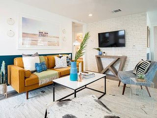 Chic 3BR Austin Home