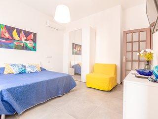 Stanza con bagno privato e cucina condivisa - Bed&Breakfast Mediterraneo
