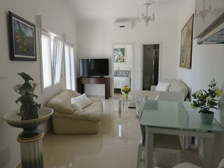 New, quiet luxury apartment with breath-taking view and walking distance to Mija