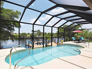 23% OFF! SWFL Rentals - Villa Camilla - Updated Pool Home in Quiet Neighborhood