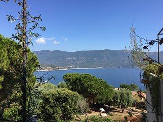 Splendide appartement vue sur Mer/Montagne CLIM