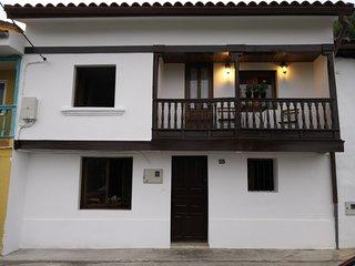 Casa rural centro de Asturias