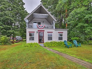 Updated Home on the Great Sacandaga Lake w/ Dock!