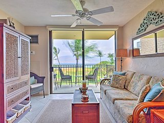Sweeping Oceanfront View Condo in North Kihei!