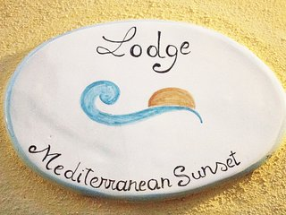 Lodge Mediterranean Sunset