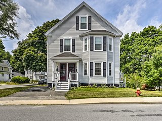 NEW! Ipswich Townhome w/4-Season Porch & Yard!