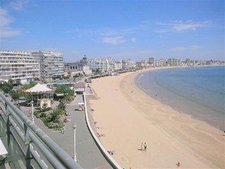 APPARTEMENT les sables d'olonne - magnifique vue sur la baie