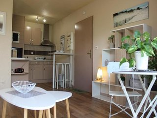 Rental Apartment Aytre, studio flat, 2 persons