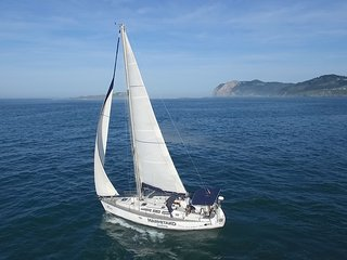 Marmitako Sailing