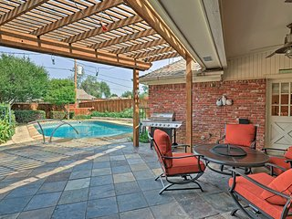 NEW! Arlington Home 2 Mi. to Stadiums & Six Flags!