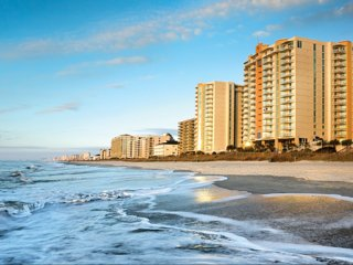 Come experience the beauty of Myrtle Beach!