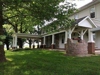 Historic PA Dutch Farmhouse in Schuylkill County, PA