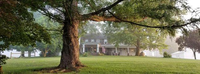 Historical PA Dutch Farmhouse