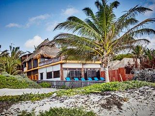 Chillaxing Beach Front House
