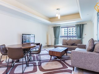 Palm Jumeirah Fairmont North 1/bedroom Apt.209
