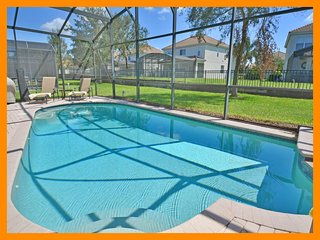 Windsor Hills Resort 29 - Modern Villa with pool and home theater near Disney