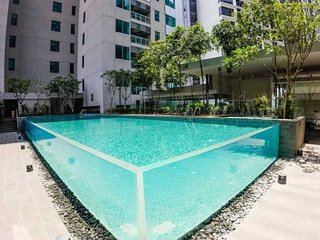 Kuala Lumpur City Centre Summer Suites *Ecohomz
