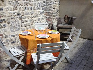 Nice house in Honfleur & Wifi