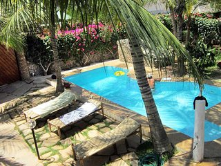 Watamu Sunflower House is a relaxing and romantic guest house