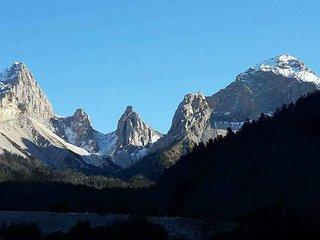 Logement à la montagne