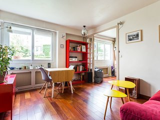 Cosy 40sq flat in Paris
