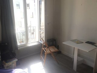 Lovely studio in Paris - Canal St Martin