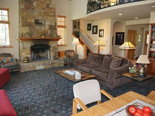 Large Snowmass Woodrun Home with outstanding views of ski area (203048)