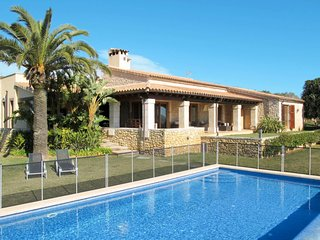 4 bedroom Villa in Manacor, Balearic Islands, Spain : ref 5649748