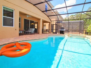 ACO PREMIUM–8Bd with Private Pool and Grill (1819)