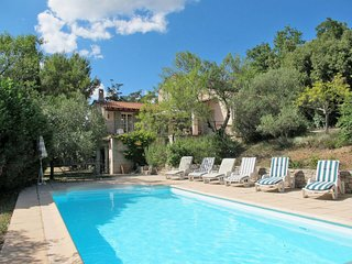 4 bedroom Villa in Rocbaron, Provence-Alpes-Cote d'Azur, France : ref 5650067