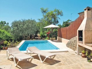 2 bedroom Villa in es Llombards, Balearic Islands, Spain : ref 5649721
