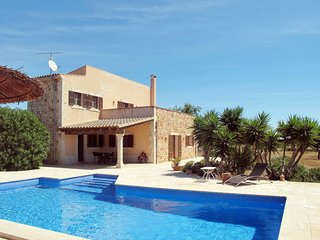 3 bedroom Villa in es Llombards, Balearic Islands, Spain : ref 5649694