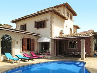 5 bedroom Villa in Cala Ratjada, Balearic Islands, Spain : ref 5649746