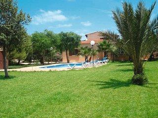 3 bedroom Villa in ses Salines, Balearic Islands, Spain : ref 5649704