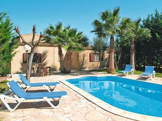 3 bedroom Villa in ses Salines, Balearic Islands, Spain : ref 5649704