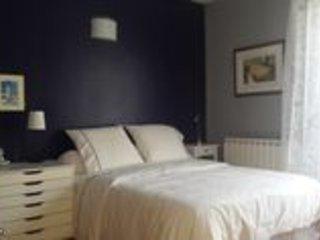 Une chambre indépendante avec terrasse privée