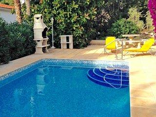 2 bedroom Villa in Moraira, Valencia, Spain : ref 5649774
