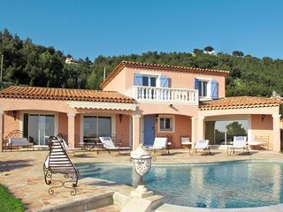 5 bedroom Villa in Les Salettes, Provence-Alpes-Côte d'Azur, France : ref 565038