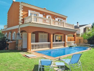 4 bedroom Villa in es Barcarès, Balearic Islands, Spain : ref 5649697