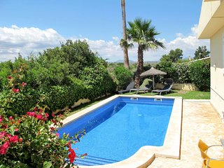 3 bedroom Villa in Playa de Muro, Balearic Islands, Spain : ref 5649767