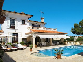 3 bedroom Villa in Cala Murada, Balearic Islands, Spain : ref 5649776