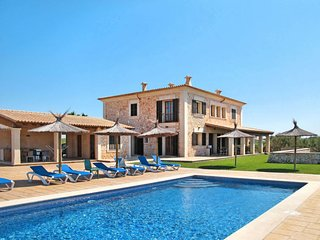 4 bedroom Villa in ses Salines, Balearic Islands, Spain : ref 5649725