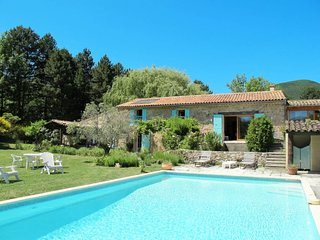 4 bedroom Villa in Dieulefit, Auvergne-Rhone-Alpes, France : ref 5650123