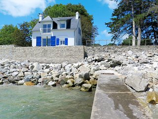 2 bedroom Villa in Toul an Trez, Brittany, France : ref 5650307