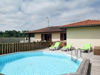 4 bedroom Villa in Lit-et-Mixe, Nouvelle-Aquitaine, France : ref 5650527