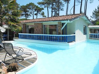 3 bedroom Villa in Montalivet-les-Bains, Nouvelle-Aquitaine, France : ref 565014