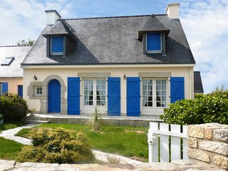3 bedroom Apartment in Saint-Philibert, Brittany, France : ref 5649985