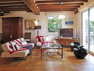 3 bedroom Villa in Tu-es-Roc, Brittany, France : ref 5649858